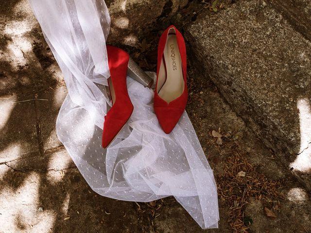 La boda de Álex y Pati en Rascafria, Madrid 25