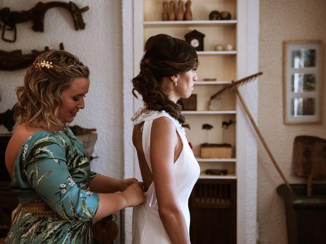 La boda de Álex y Pati en Rascafria, Madrid 39