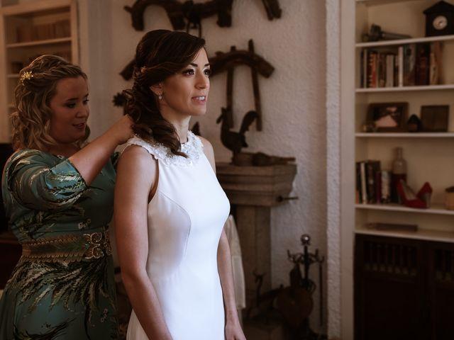 La boda de Álex y Pati en Rascafria, Madrid 40