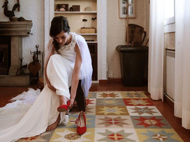 La boda de Álex y Pati en Rascafria, Madrid 45