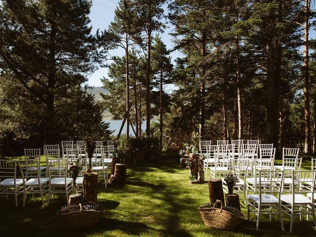 La boda de Álex y Pati en Rascafria, Madrid 56