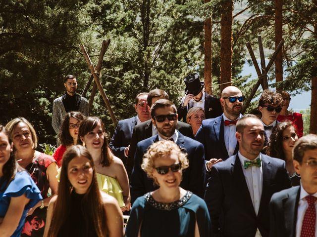 La boda de Álex y Pati en Rascafria, Madrid 62