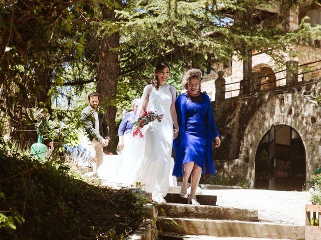 La boda de Álex y Pati en Rascafria, Madrid 63