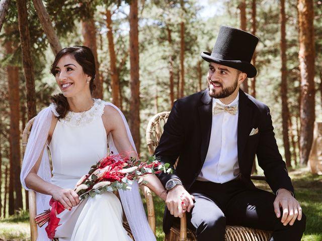 La boda de Álex y Pati en Rascafria, Madrid 66