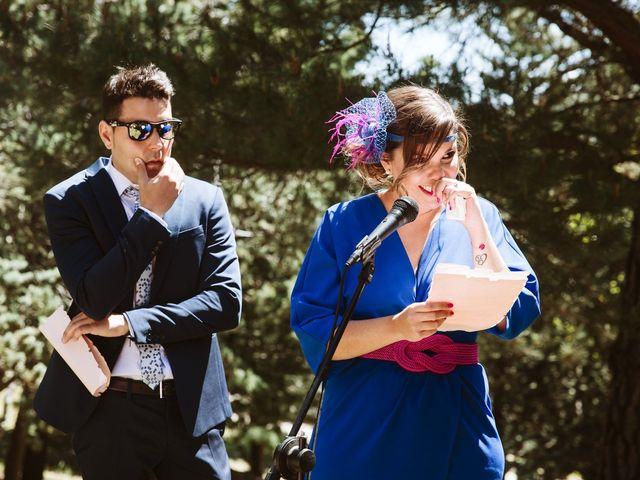 La boda de Álex y Pati en Rascafria, Madrid 69