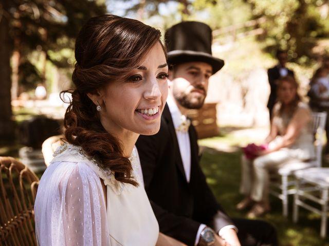 La boda de Álex y Pati en Rascafria, Madrid 71