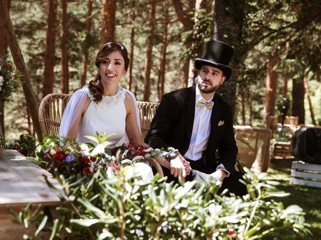 La boda de Álex y Pati en Rascafria, Madrid 73