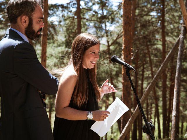 La boda de Álex y Pati en Rascafria, Madrid 75