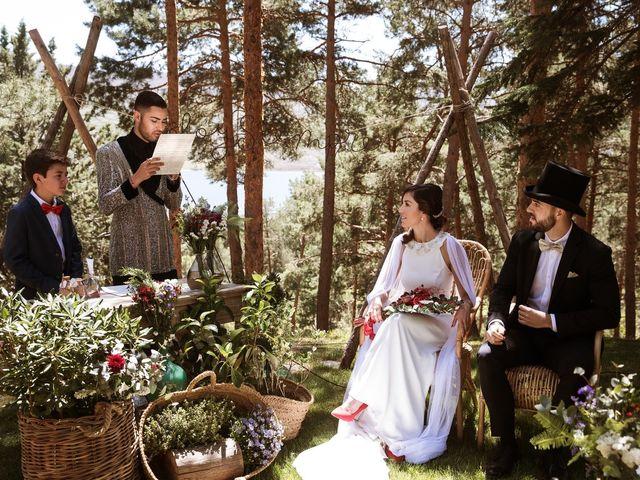 La boda de Álex y Pati en Rascafria, Madrid 78