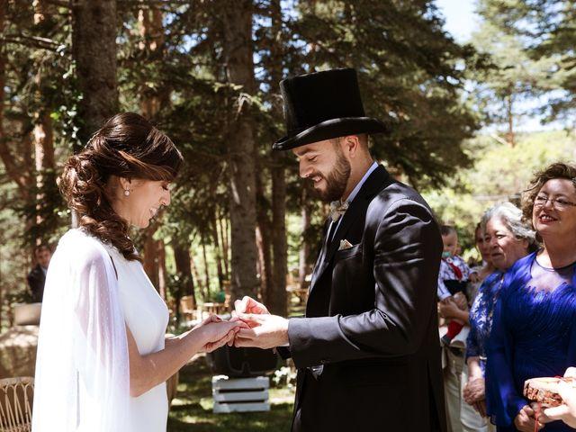 La boda de Álex y Pati en Rascafria, Madrid 79