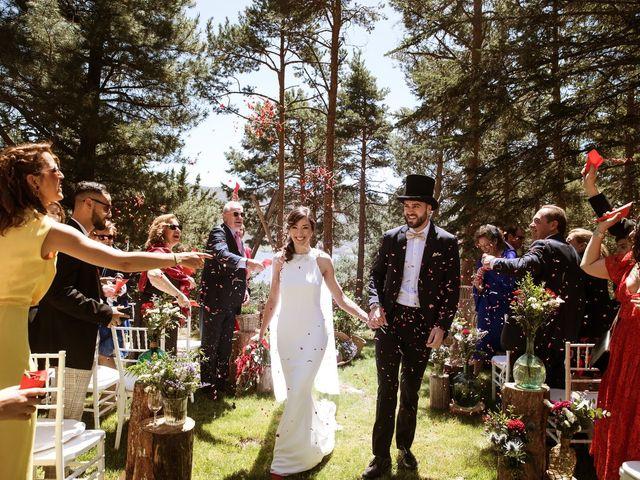 La boda de Álex y Pati en Rascafria, Madrid 83