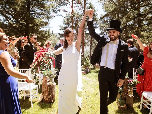 La boda de Álex y Pati en Rascafria, Madrid 84
