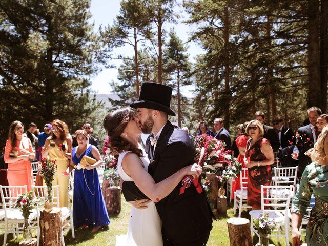 La boda de Álex y Pati en Rascafria, Madrid 86