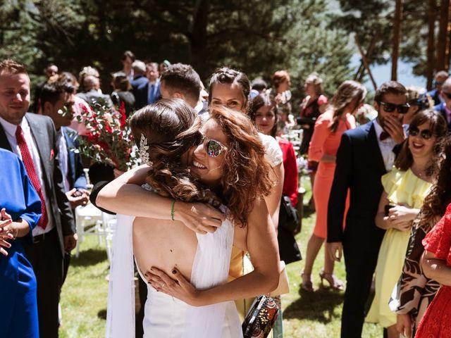 La boda de Álex y Pati en Rascafria, Madrid 89
