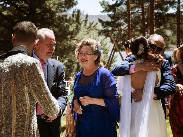 La boda de Álex y Pati en Rascafria, Madrid 92