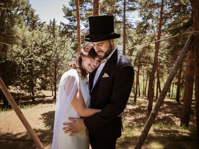 La boda de Álex y Pati en Rascafria, Madrid 94