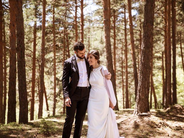 La boda de Álex y Pati en Rascafria, Madrid 98