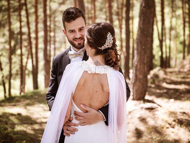 La boda de Álex y Pati en Rascafria, Madrid 101