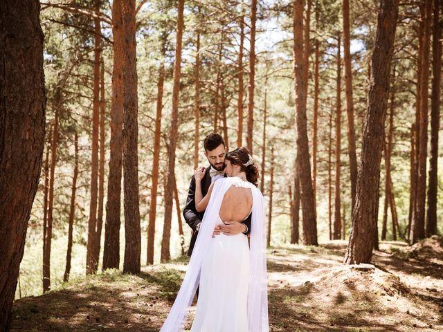 La boda de Álex y Pati en Rascafria, Madrid 102
