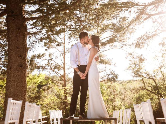 La boda de Álex y Pati en Rascafria, Madrid 103