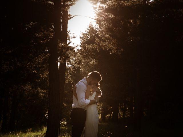 La boda de Álex y Pati en Rascafria, Madrid 114