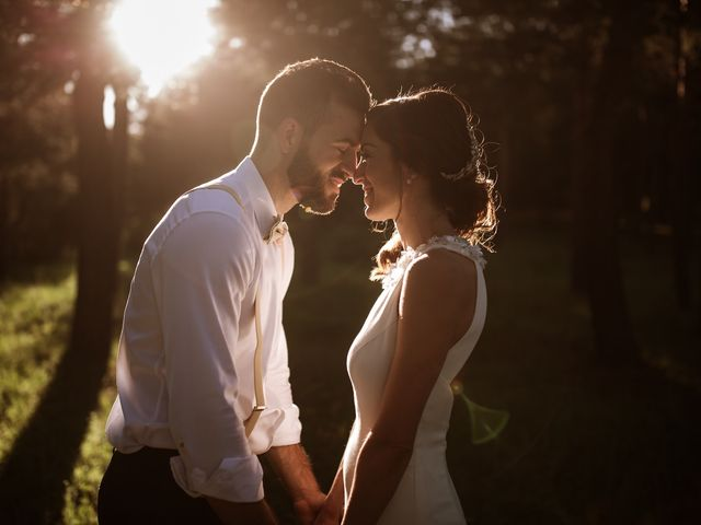 La boda de Álex y Pati en Rascafria, Madrid 115