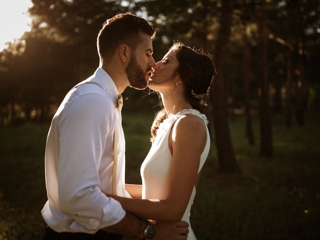 La boda de Álex y Pati en Rascafria, Madrid 116