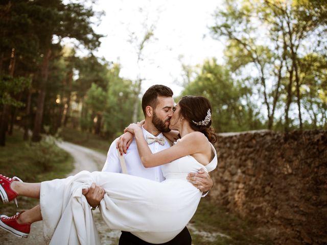 La boda de Álex y Pati en Rascafria, Madrid 117