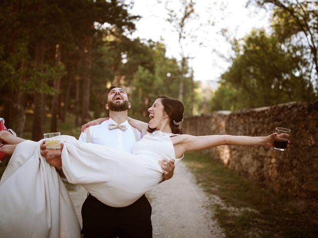 La boda de Álex y Pati en Rascafria, Madrid 118