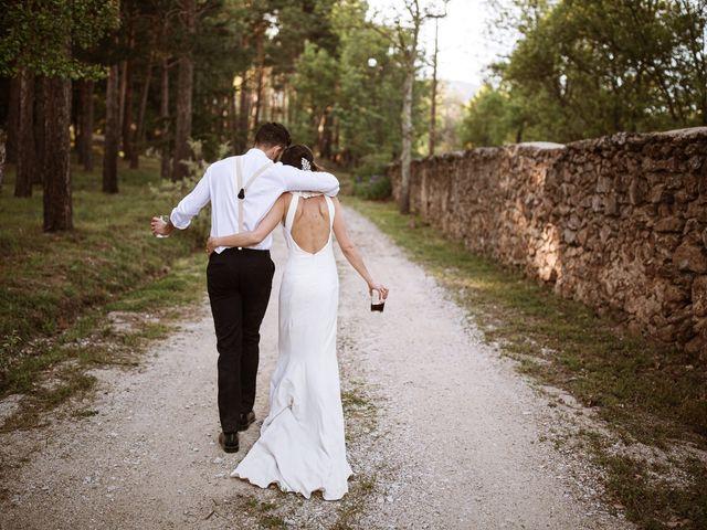 La boda de Álex y Pati en Rascafria, Madrid 119