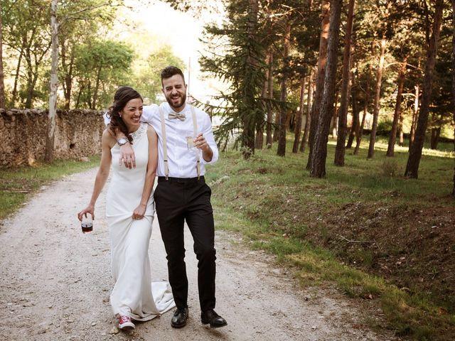 La boda de Álex y Pati en Rascafria, Madrid 120