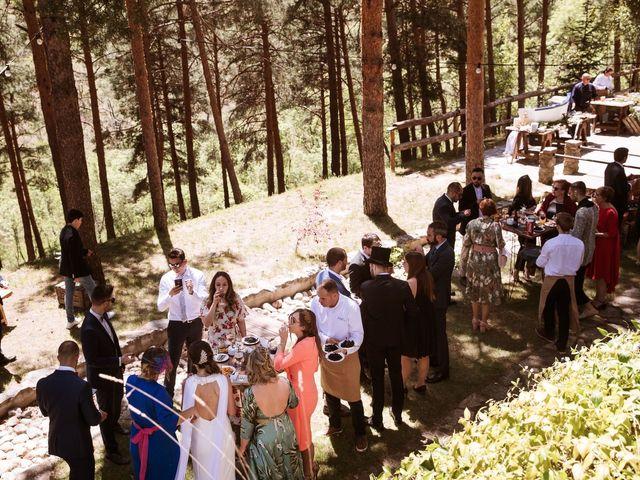 La boda de Álex y Pati en Rascafria, Madrid 121