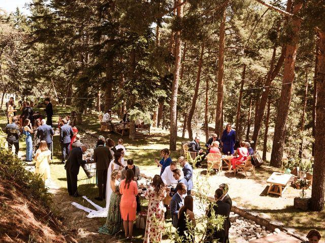 La boda de Álex y Pati en Rascafria, Madrid 123