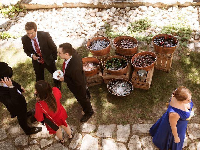 La boda de Álex y Pati en Rascafria, Madrid 124