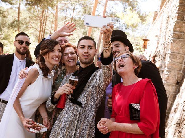La boda de Álex y Pati en Rascafria, Madrid 126