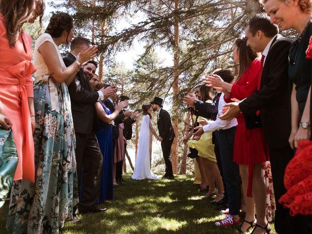 La boda de Álex y Pati en Rascafria, Madrid 130