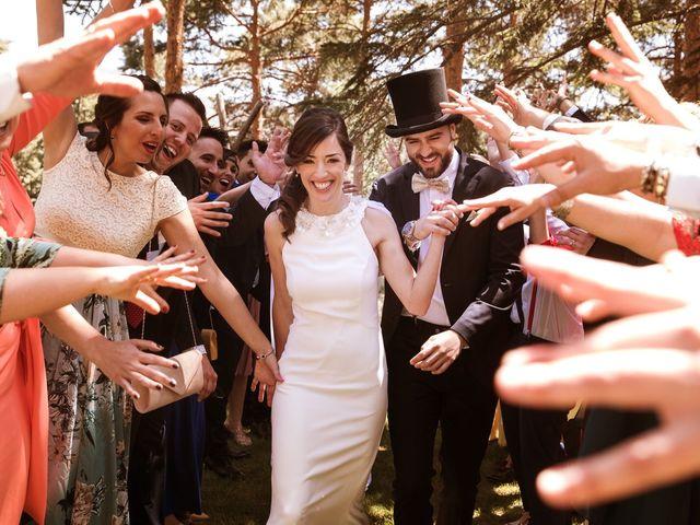 La boda de Álex y Pati en Rascafria, Madrid 131