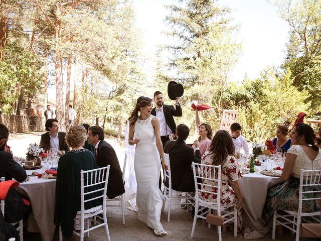 La boda de Álex y Pati en Rascafria, Madrid 133
