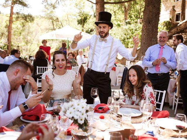 La boda de Álex y Pati en Rascafria, Madrid 140