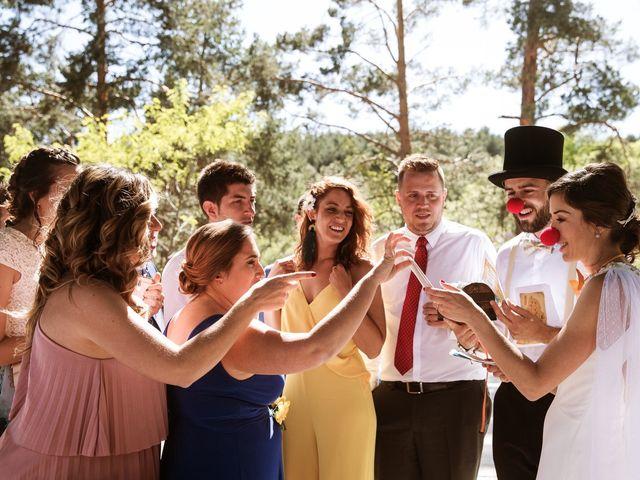 La boda de Álex y Pati en Rascafria, Madrid 141