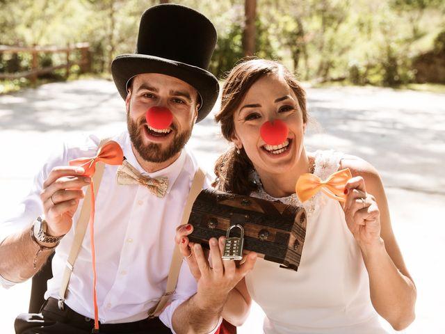 La boda de Álex y Pati en Rascafria, Madrid 142