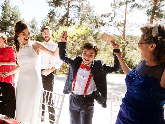 La boda de Álex y Pati en Rascafria, Madrid 143