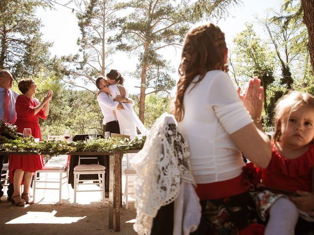 La boda de Álex y Pati en Rascafria, Madrid 145
