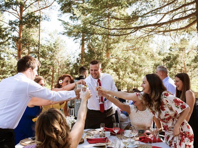 La boda de Álex y Pati en Rascafria, Madrid 146
