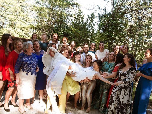 La boda de Álex y Pati en Rascafria, Madrid 147