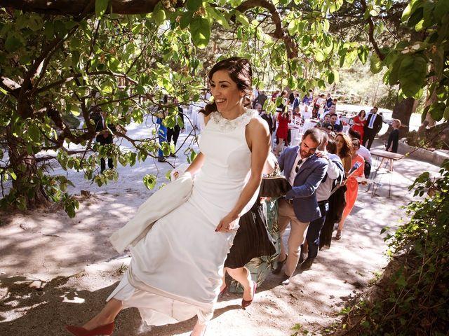 La boda de Álex y Pati en Rascafria, Madrid 151