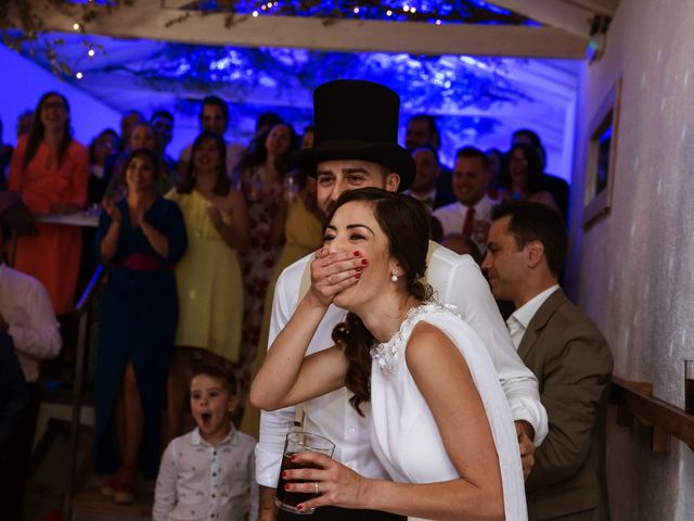 La boda de Álex y Pati en Rascafria, Madrid 154