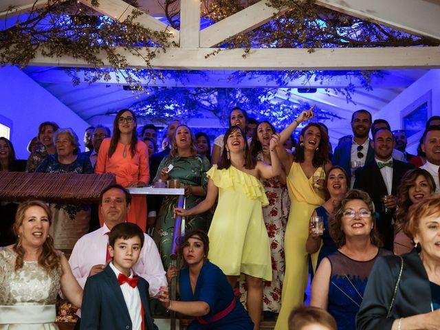 La boda de Álex y Pati en Rascafria, Madrid 155