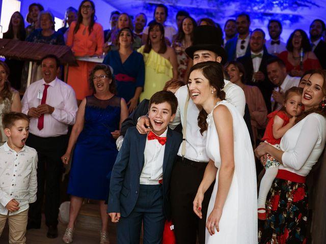 La boda de Álex y Pati en Rascafria, Madrid 156