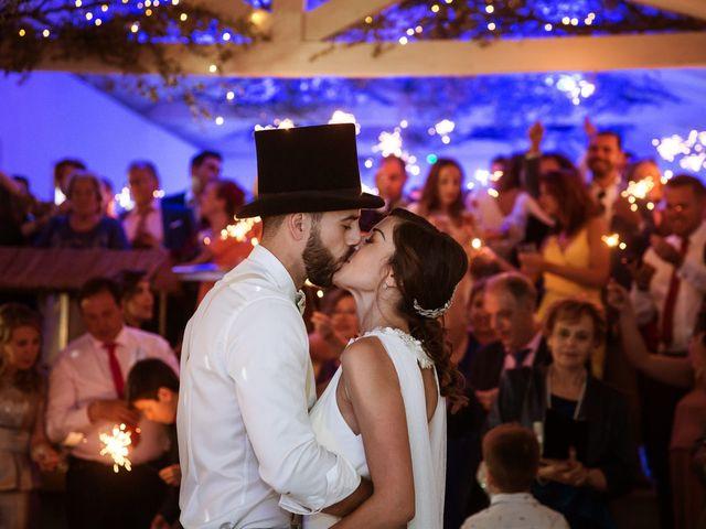 La boda de Álex y Pati en Rascafria, Madrid 157
